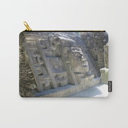Mask Temple Carry-All Pouch