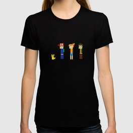 Kanto-Johto Companions T-shirt