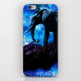 ELEPHANT DREAMS AND VISIONS AMONG THE STARS iPhone Skin
