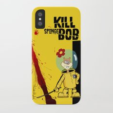 Kill Spongebob iPhone X Slim Case