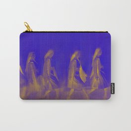 Walking women Carry-All Pouch