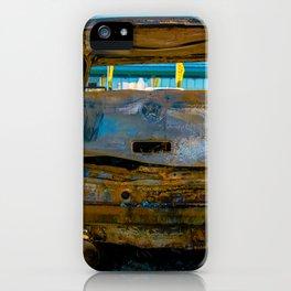 unterwegs_1586 iPhone Case