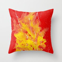 Explosion of colors_5 Throw Pillow