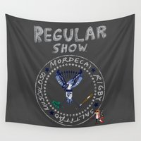 punk rock Wall Tapestries featuring The Punk Rock Show by luis pippi