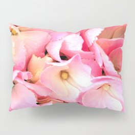 Flower | flowers | Pink Hydrangea | Nadia Bonello | Canada Pillow Sham