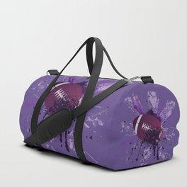 Grunge Rugby Duffle Bag