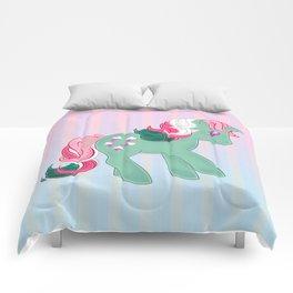 g1 my little pony stylized Fizzy Comforters