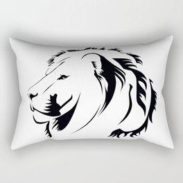 Lionhead Tribiales Rectangular Pillow