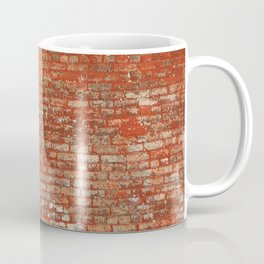 Brick Wall Texture Coffee Mug