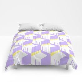 PastelCube Comforters