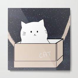 cat-365 Metal Print