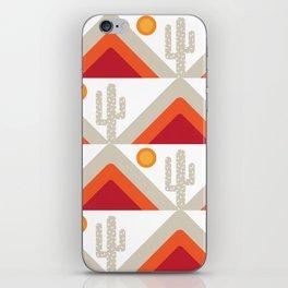 DESERT HILLS 1 iPhone Skin