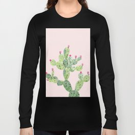 Cactus I Long Sleeve T-shirt