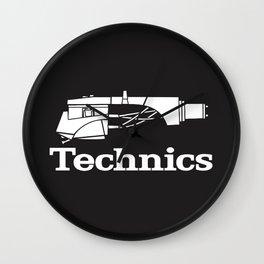 Technics SL-1210 - Deejay / Music Wall Clock