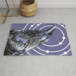Saros (Royal Purple) Rug