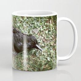 Goodnight Crow Coffee Mug
