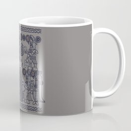 The Seven Fish Demigods of Eridu Coffee Mug