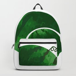 Double Watermelon Tet Holiday Vietnam Lunar New Year Backpack