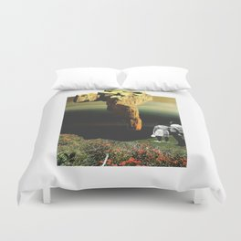 everything could happen Duvet Cover