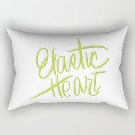 Elastic Heart Rectangular Pillow