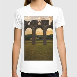Arches of Llanthony Priory T-shirt
