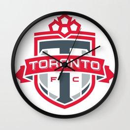 TORONTO FC Logo Wall Clock
