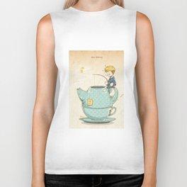 Tea Fishing Biker Tank