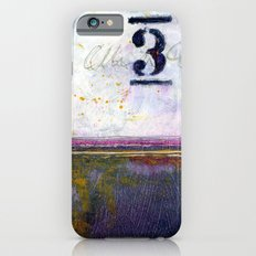 Small Abstract - No. 3 iPhone 6s Slim Case