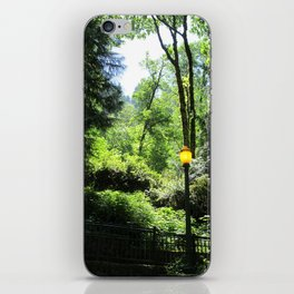 Lamppost iPhone Skin
