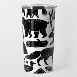 Forest Critters Travel Mug