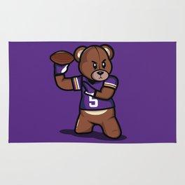 The Victrs - Teddy Football Rug