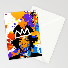 BASQUIAT Stationery Cards
