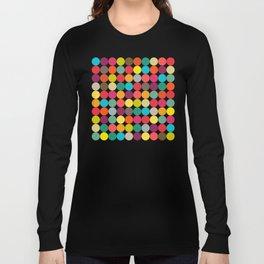 macro christmas spot Long Sleeve T-shirt