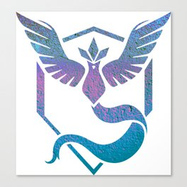 Rad Team Mystic Canvas Print