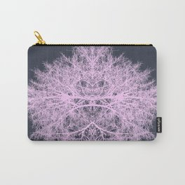 Psychedelic forest creature Carry-All Pouch