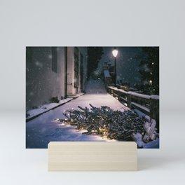 Chrismas Tree Mini Art Print