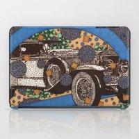 car iPad Cases featuring Car by Aimee Alexander