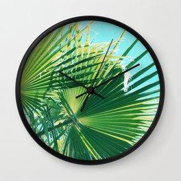 Botanical Garden of Dreams Wall Clock
