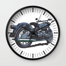 BMW R50 MOTORCYCLE Wall Clock
