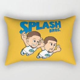 SPLASH BROS Rectangular Pillow