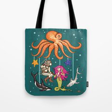 Telephone Call from Chalchiuhtlicue Tote Bag
