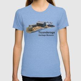 Delano & Ives Sash and Door Model T-shirt