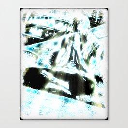 Transending Canvas Print