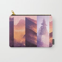 Fraction Carry-All Pouch