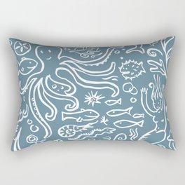 sealife  Rectangular Pillow