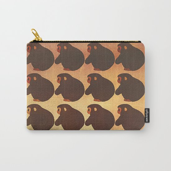 monkey-244 Carry-All Pouch