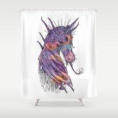 EUOS Shower Curtain