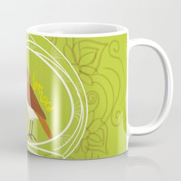 Hornero Bird Coffee Mug