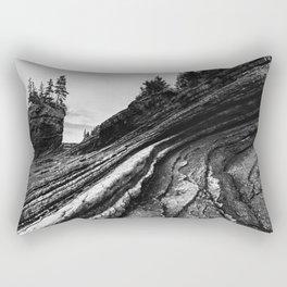 Layers of Fundy Rectangular Pillow