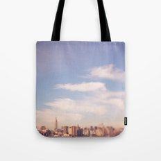I am in Brooklyn... Tote Bag